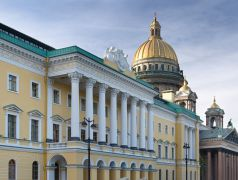 Гостиница Four Seasons Hotel Lion Palace St. Petersburg в Петербурге